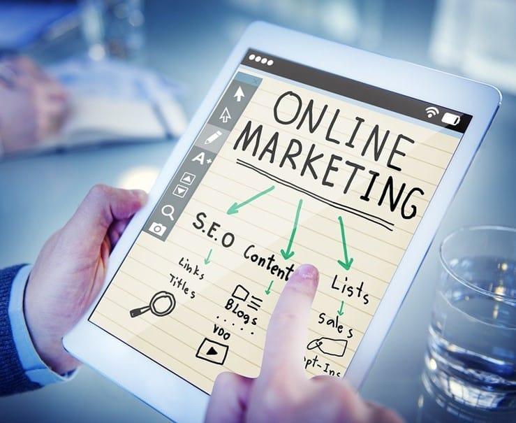 Outils marketing en ligne