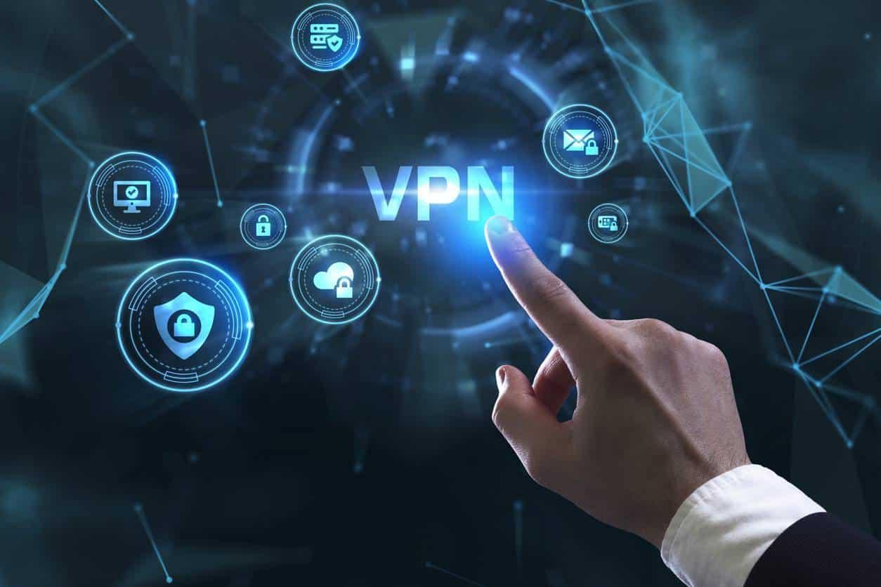 boîtier VPN sécurité données