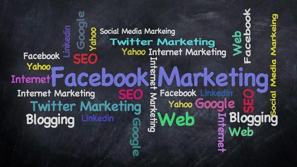 Facebook, Médias Sociaux, Tableau Noir Craie, Internet