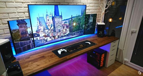 set-up gaming